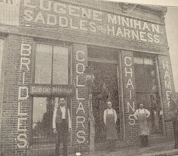 image of saddle shop