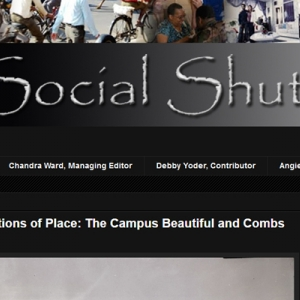 Competing Definitions of Place: The Campus Beautiful and Combs Residence Hall